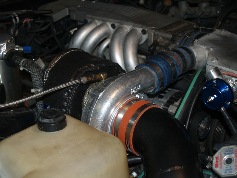Here Comes Another Single Turbo Tpi 5 7 87 Iroc Third